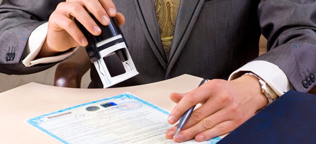 Notary Services Peachtree City, Georgia