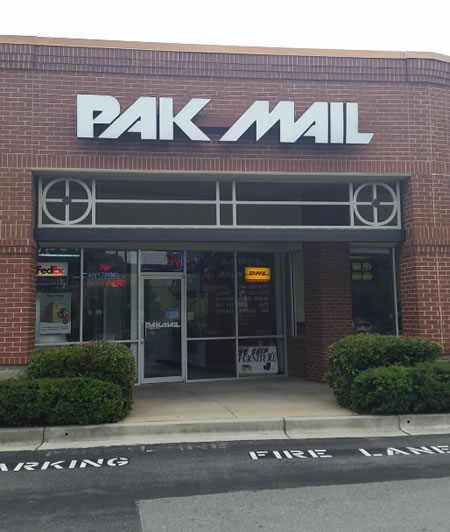 Pak Mail of Peachtree City